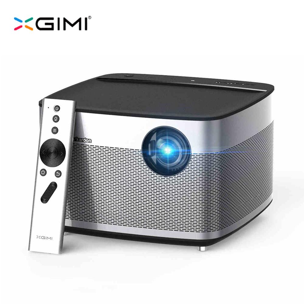 Prix pour 300 pouce D'origine XGIMI H1 1920x1080 Full HD Projecteur Hifi Home théâtre cinéma Android 5.1 Bluetooth Wifi 4 K DLP Beamer 3 GB RAM