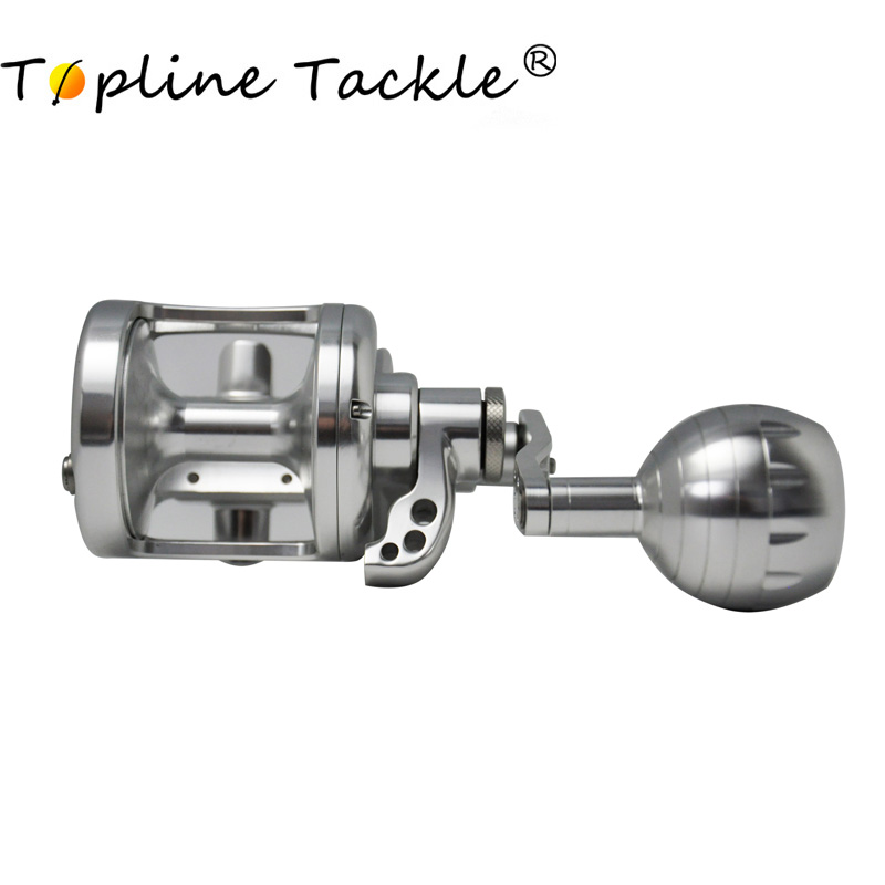 Jigging Reel  Saltwater Trolling Reel Aluminum CNC Machined 2018 10W-30W slow 25-30kgright handle reelsJigging Reel  Saltwater Trolling Reel Aluminum CNC Machined 2018 10W-30W slow 25-30kgright handle reels