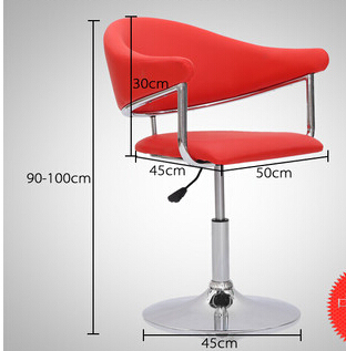 New fund sell like hot cakes barber's chair. The chair lift. Nail make-up chair