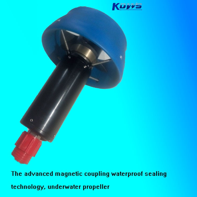 Underwater salvage propeller Magnetic coupling technology Brushless Motor ROV AUV underwater vehicle robot - shenzhen kdws.888 liao yong store