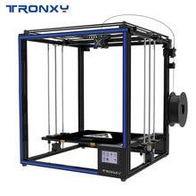 FDM Tronxy X5SA-400 3D принтер DIY наборы автоматическое выравнивание сенсорный экран Тепловая кровать 400*400 мм