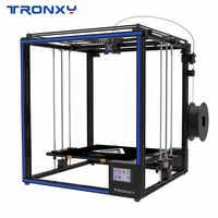 FDM Tronxy X5SA-400 imprimante 3D bricolage Kits nivellement automatique écran tactile lit de chaleur 400*400mm