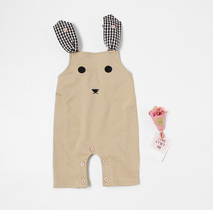 b1d4e05f7130 2018 0 2 Years Baby Boys Girls Rompers Jumpsuit Baby Newborn Cute Rabbit  Style Clothing Ropa Bebes Baby Boy Clothes-in Rompers from Mother   Kids on  ...