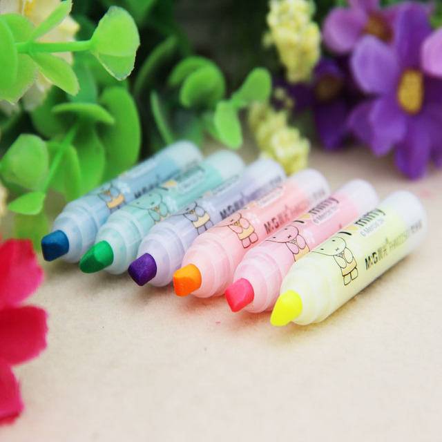Cute Mini Felt Pens Set
