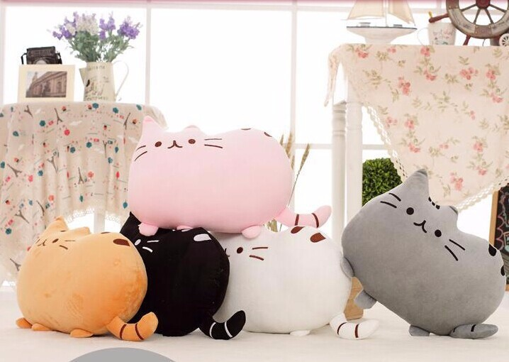 40-30cm-Plush-Toys-Stuffed-Animal-Doll-Talking-Animal-toy-Pusheen-Cat-For-Girl-Kid-Kawaii (1)