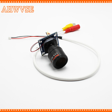 AHWVSE Long distance  HD CCTV 1200TVL 2.8-12mm lens  CCTV Camera module board with IR-CUT and BNC cable
