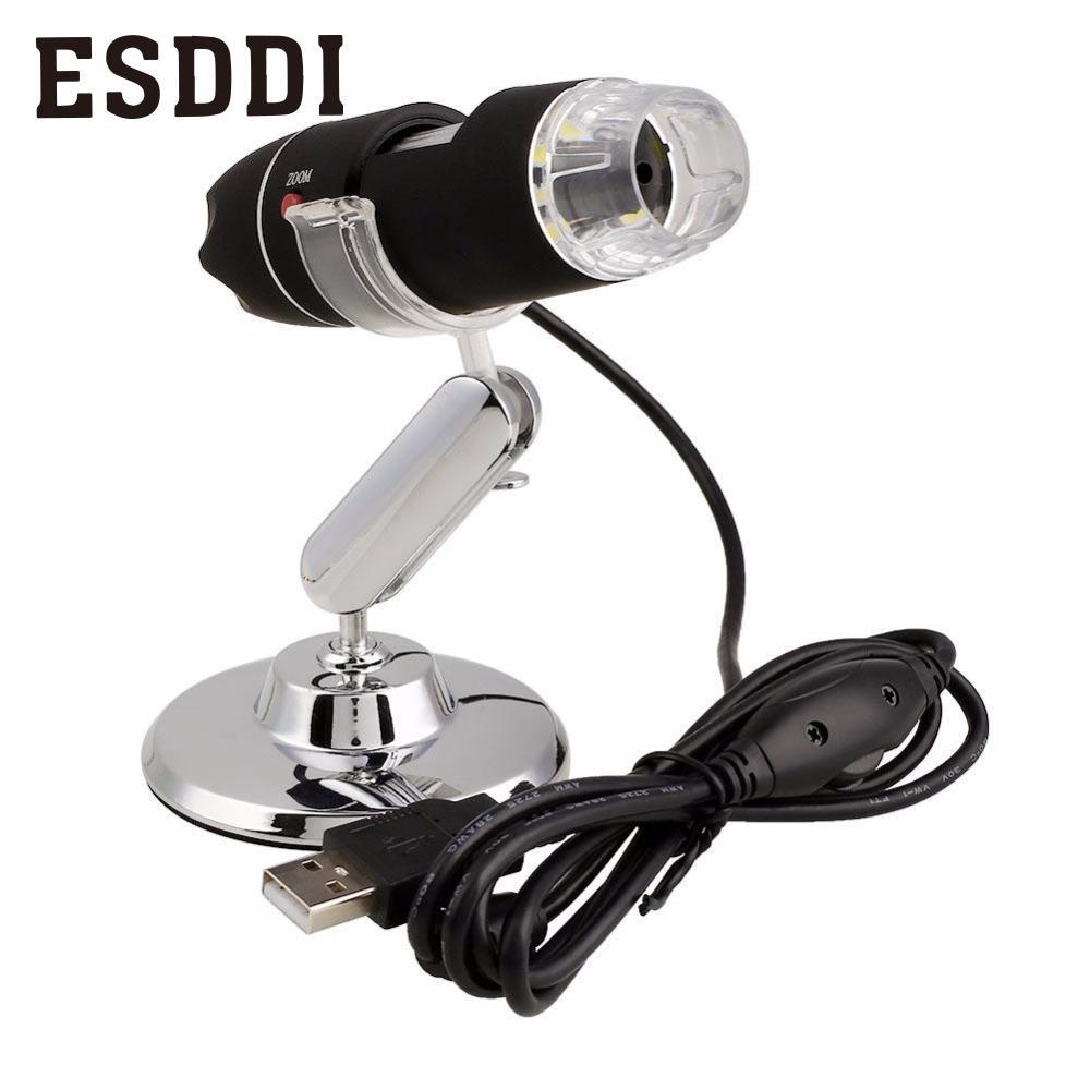2018 Endoscoopmicroscoop Nieuwe 2MP 1000X LED USB 2.0 Digitale - Camera en foto