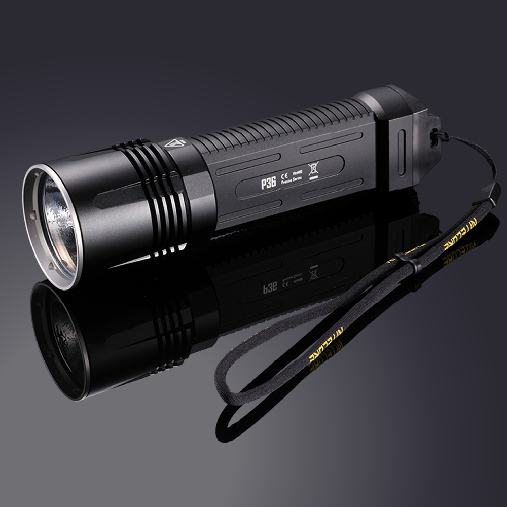SALE NITECORE P36 2000LM CREE MT-G2 LED Flashlight 2x18650 Outdoor Camping Hunting Searching Rescue Portable Torch Free shipping nitecore mt10a 920lm cree xm l2 u2 led flashlight torch