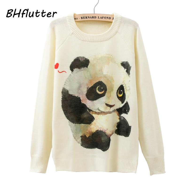 Aliexpress.com : Buy BHflutter Sweater Women 2017 New Style Thin ...