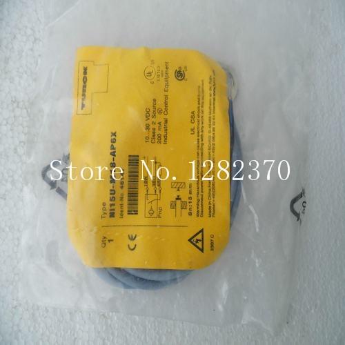 [SA] New original authentic special sales TURCK sensors NI15U-M18-AP6X spot --5PCS/LOT