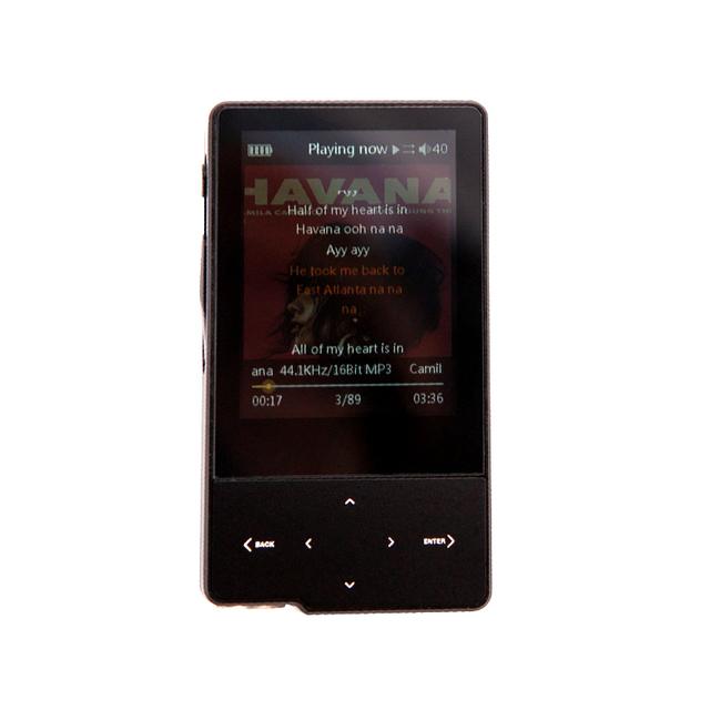 HIDIZS AP60 Pro Bluetooth Portable Mini Hi-Res Music Player MP3 with ES9118C DAC Support DSD64/128 PCM 384kHz/32bit Hiby Link