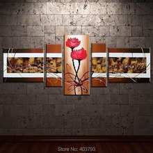 100%hand-painted Modern Abstract Oil painting art Household adornment gifts home decoration unique gift