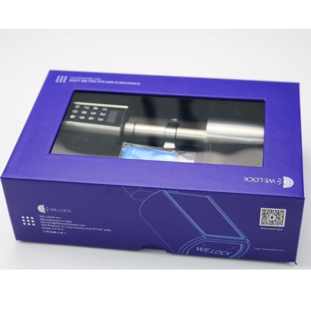 L6pcb Smart Lock App Keypad Rfid Card Digital Electronic