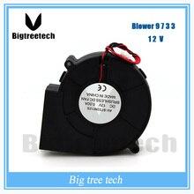 Низкий Уровень Шума 97 мм х 97 мм х 33 мм 9733 DC Вентилятор Вентилятор 12 В Turbo Вентилятор 3D0027