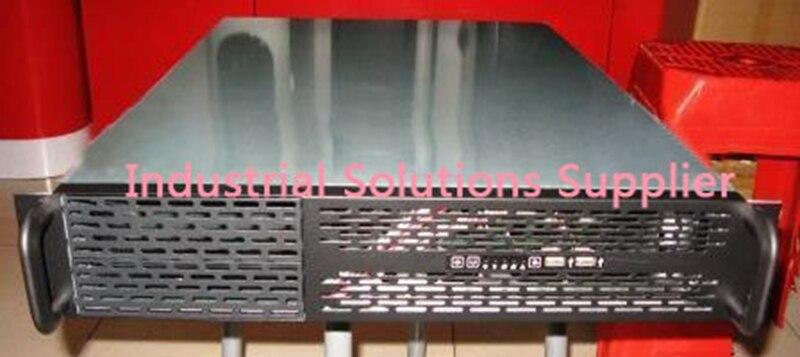 Nouveau 2U allonger serveur coque d'ordinateur 6 disque dur général Atx serveur d'alimentation grand panneau Rack coque d'ordinateur