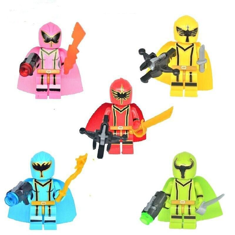 5pcs/Set Building Blocks Sets china brand assassins creed compatible with Lego