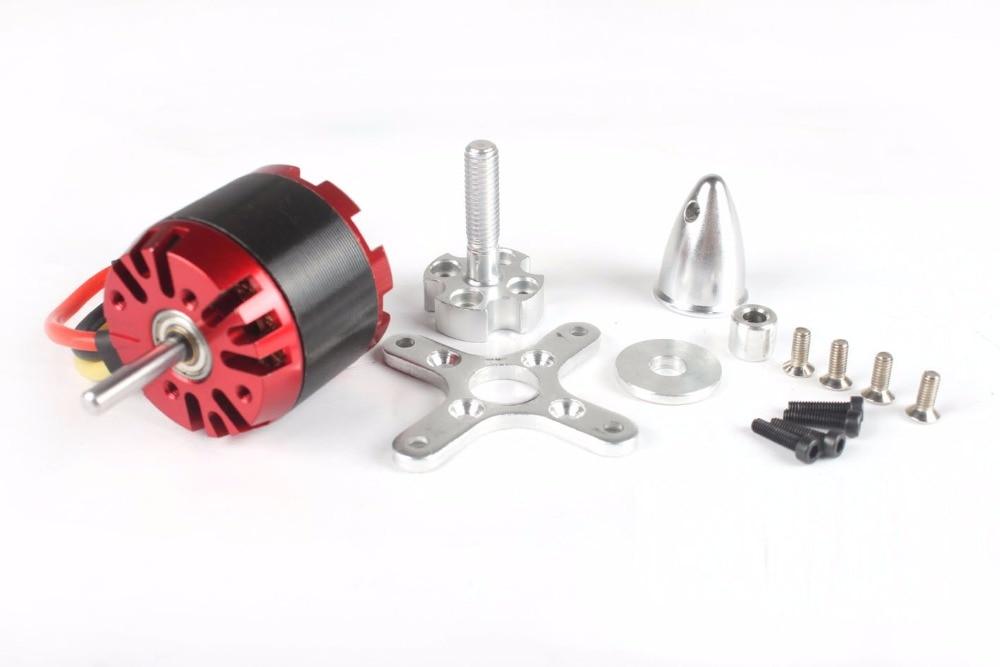 Бесплатная доставка N3530 (2808) EMP 1400KV безщеточный для RC моделей ...