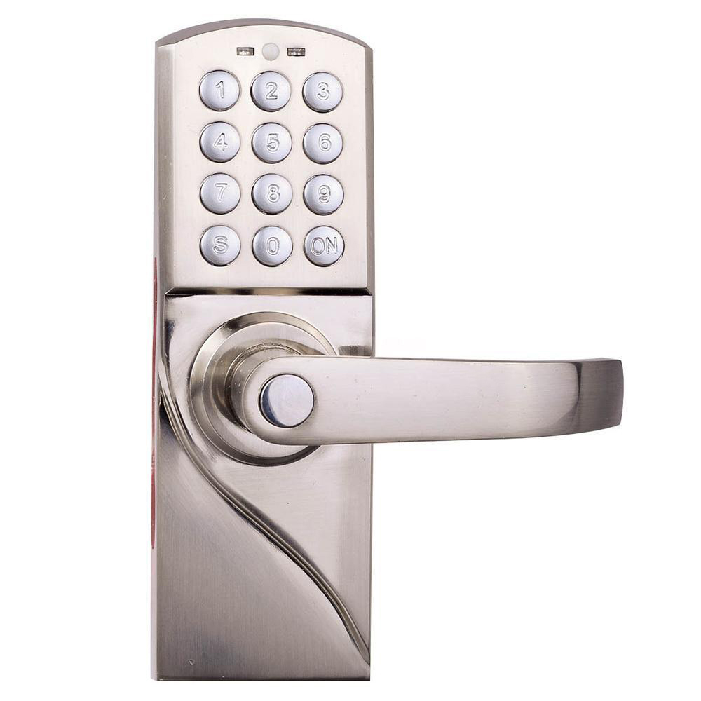 Buy electronic keypad door handle and get free shipping on ...