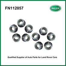 10 Pieces FN112057 auto engine mounting nut M12 for LR Discovery 3 4 Range Rover Sport 2005-2009 2010-2013 Range Rover car nut
