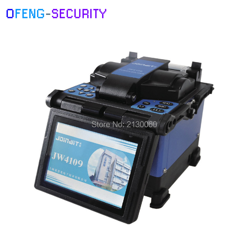 JoinWit JW4109 FTTH Optical Fiber Fusion Splicer Welding Splicing Machine Same As Jilong Brand