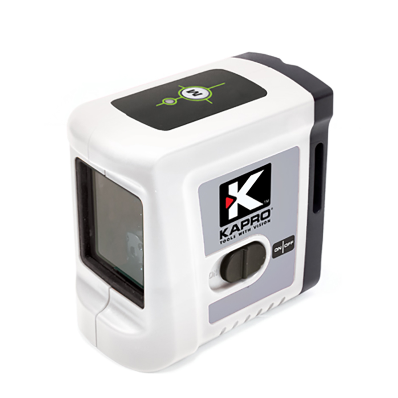 KAPRO Self leveling 2 Line Red/Green Light Laser Level Meter With Magnet Cross Beam Professional High precision Laser Instrument