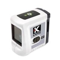 KAPRO Self leveling 2 Line Red/Green Light Laser Level Meter With Magnet Cross Beam Professional High precision Laser Instrument