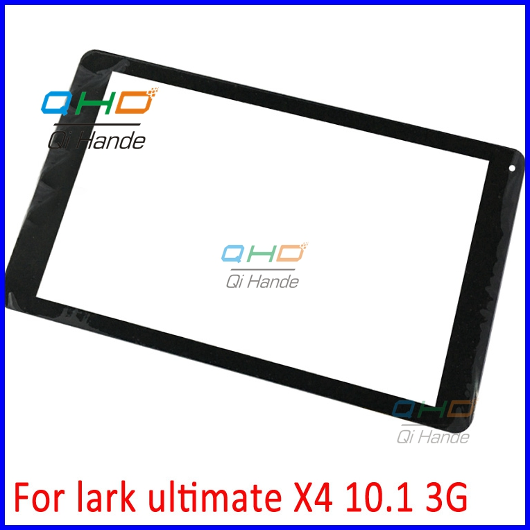 New 10.1 -inch touch screen,100% New for lark ultimate X4 10.1 3G touch panel,Tablet PC touch panel digitizer sensor Replacement