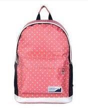 Мода звезда шаблон несколько цветов студент стиль отдыха рюкзак мешок школы путешествия рюкзак
