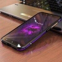 For Xiaomi Redmi Note 4X Original LUPHIE Aluminum Metal Frame Case Bumper Cover Luxury Metal Phone
