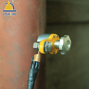 Image 4 - LISHUAI On/Off Magnetic Welding Ground Clamp Rare Earth Switchable Magnet Welding Holder 200A/300A/600A