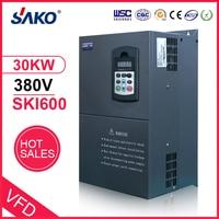 Sako VFD 380V 30KW Vector Frequency Inverter of Triple (3) Phase High Performance