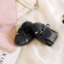 ZHENG PIN JIA REN Roll Shoes B1 New Upgrade Wear-resistant Womens Round Sweet Bow Soft Pregnant Women