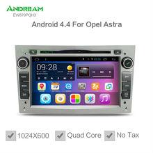 1024*600 Quad Core Car DVD Player Stereo Android 4.4 GPS navigation For Opel CORSA ASTRA ZAFIRA VECTRA ANTARA MERIVA EW870PQH