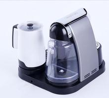 Automatic espresso 20cups coffee machine portable drip coffee maker cappuccino with milk steaming high quality