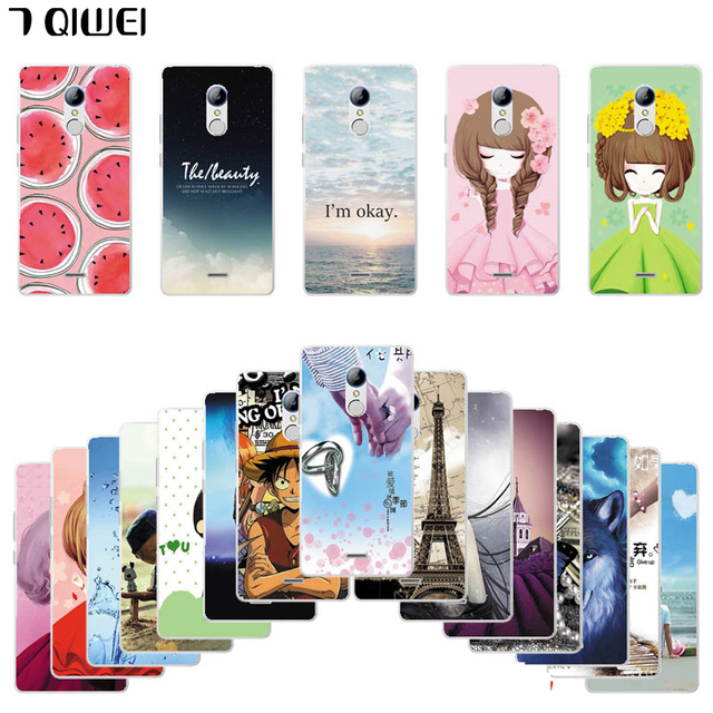 For ZTE N939St Case V5 Pro Soft TPU Printing Cool Back Cover For Fundas ZTE N939St N939Sc V5Pro Case Silicone Phone Cases Cat