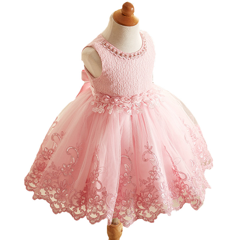 Girls dresses 2018 new Summer Girls Party Dress Toddler Girls Princess Dresses Kids clothes Wedding Dress Children clothing