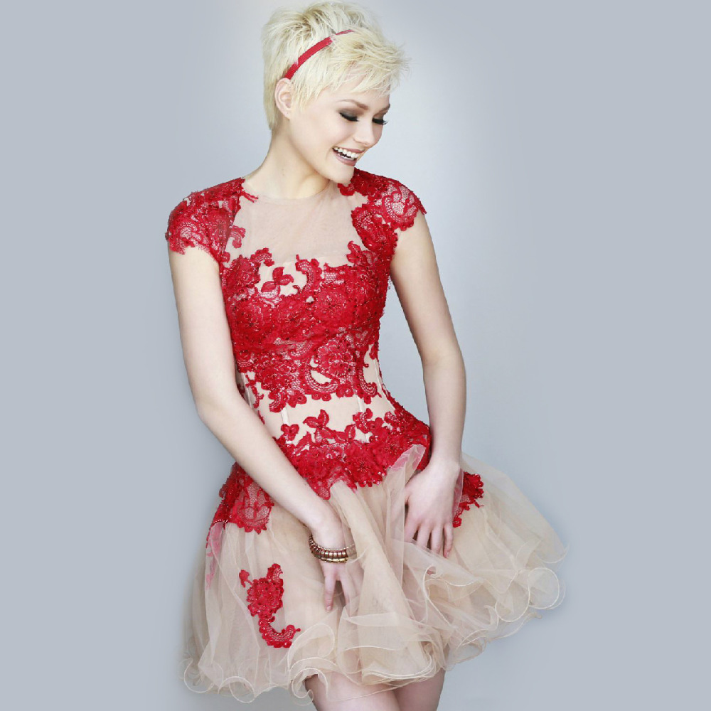 Awesome Short Red Party Dress Pictures Inspiration - Wedding Ideas ...