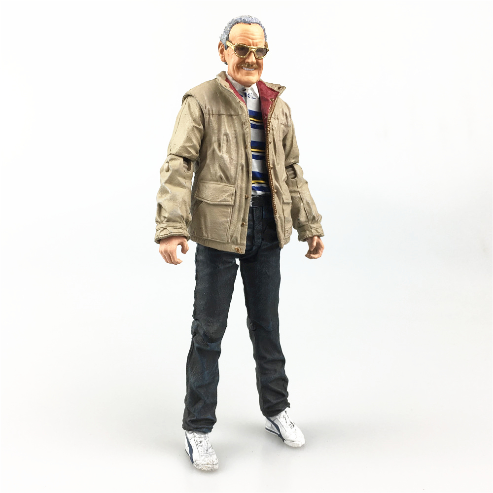 Personnalis-6-Stan-Lee-Action-Figure-Hea