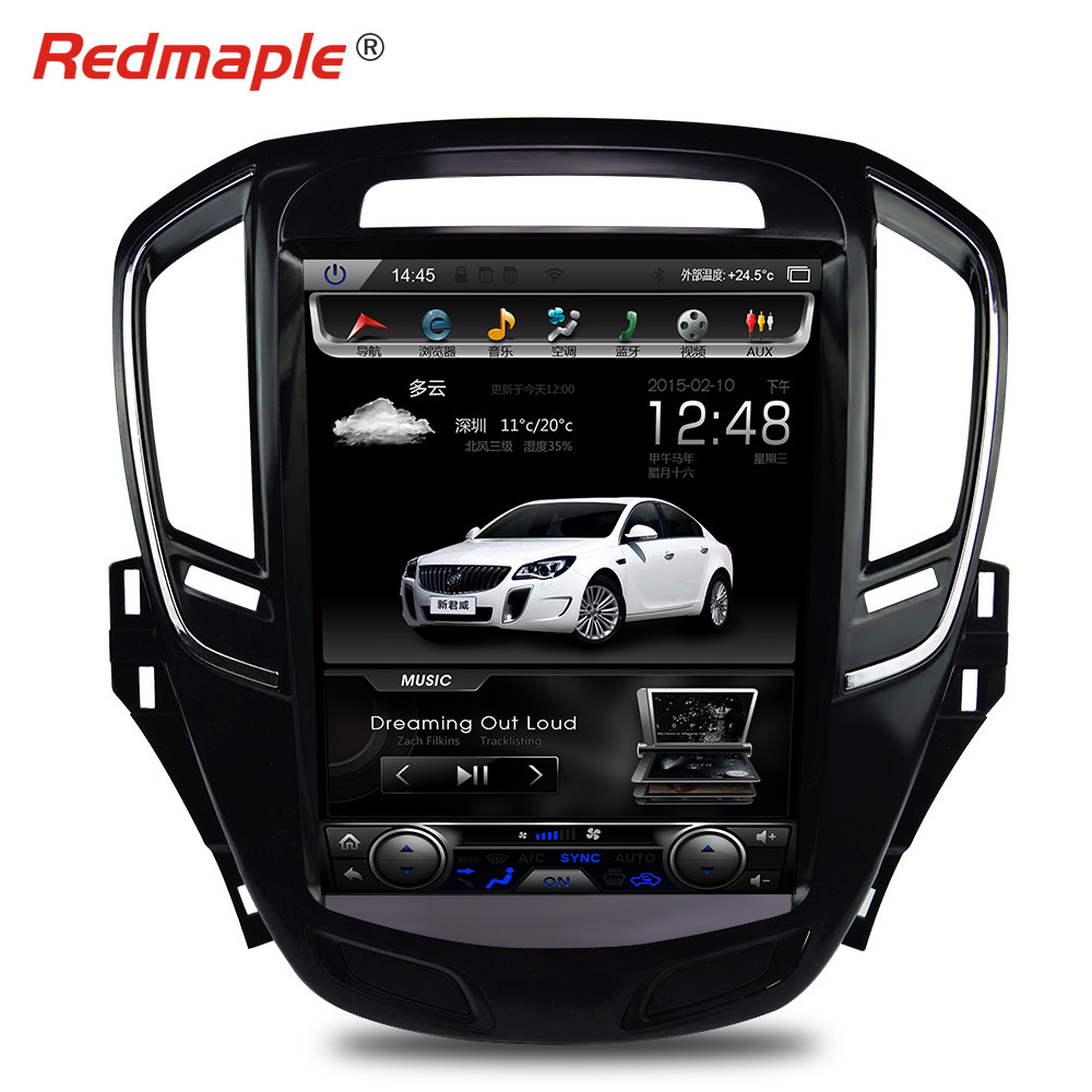 10.4Touch Screen Android 7.1 Car GPS Navigation Multimedia For Opel Insignia CD300 CD400 Regal Vauxhall 2014 2016 Auto Radio