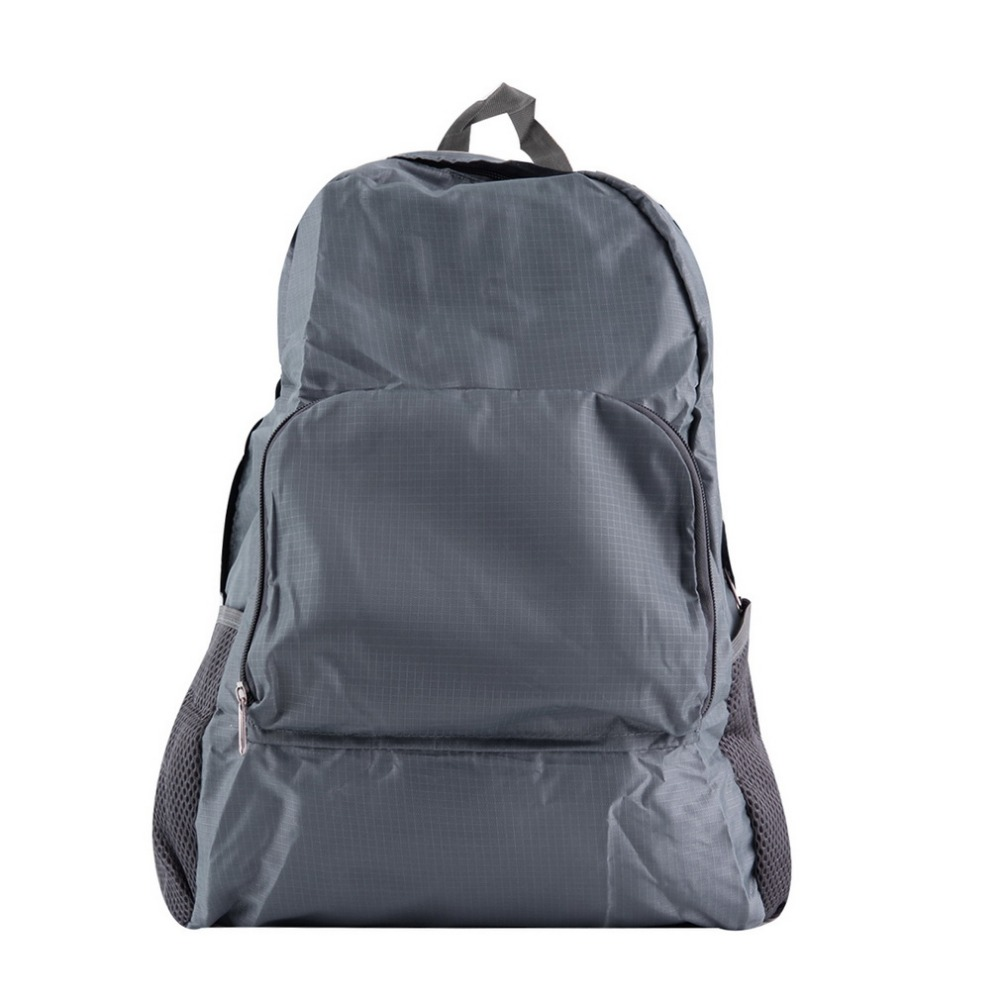 2018 Men Women 30L Large Capacity Travel Shoulders Bag Light Nylon Foldable Bag Travel Backpack Bags Mens backpack mochila