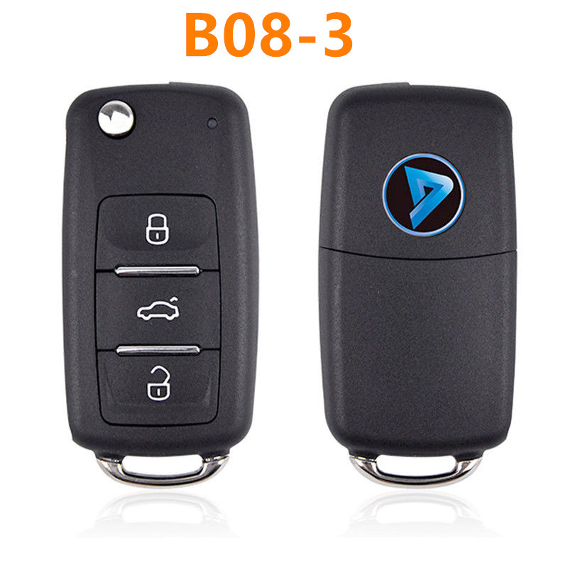 universal 3 button remote key for keydiy B08 3 for KD300 and KD900 to produce any