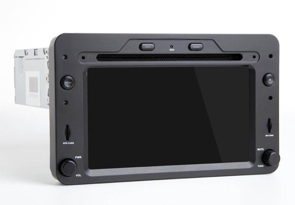 Octa core Android 10.0 Car DVD Player GPS Per Alfa Romeo Spider Alfa Romeo 159 Brera 159 Sportwagon 4GB + 64GB Wifi Radio BT DAB + - 4