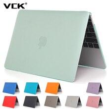 ФОТО VCK Laptop Case Cover  MacBook Air 116 12 inch 133 Retina Air 133 Pro  133 Pro A1706 A1708 154 Retina Pro A1707 White