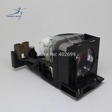 TLPLV3 projector lamp bulb for Toshiba TLP S10 TLP S10U TLP S10D TLP S18 S10 S18 with housing HS130AR10 9