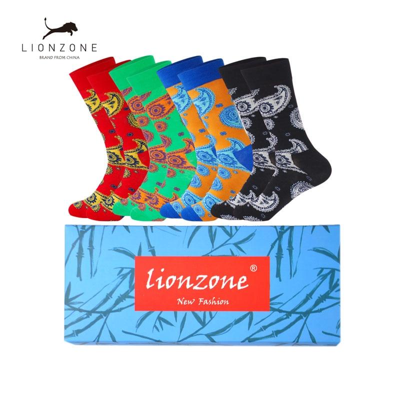 New Korea Cotton Couple Funny Socks Men Jacquard Totem National Wind Happy Socks Skateboard Meais Calcetines Wholesale Sokken