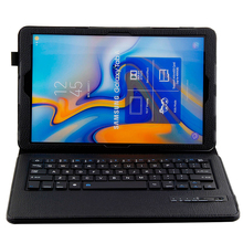 Keyboard Case Cover Sam Ga Tab PU Removable Wireless Bluetooth E 9.6 Tablet PC SM-T560 / T561 / T565 Basics стоимость