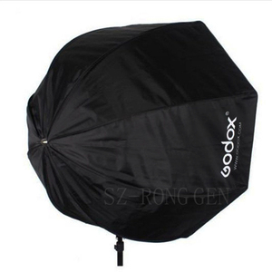 Image 4 - Godox Photo Studio 95 centimetri 37.5in Portatile Octagon Flash Speedlight Speedlite Umbrella Softbox Soft Box Brolly Riflettore