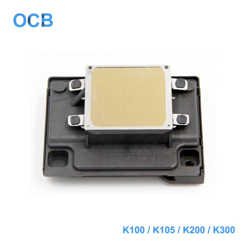 все цены на Original Brand New K100 K105 K200 Print Head Printhead For Epson Stylus K100 K101 K105 K200 K205 K300 K305 Printer Print Head