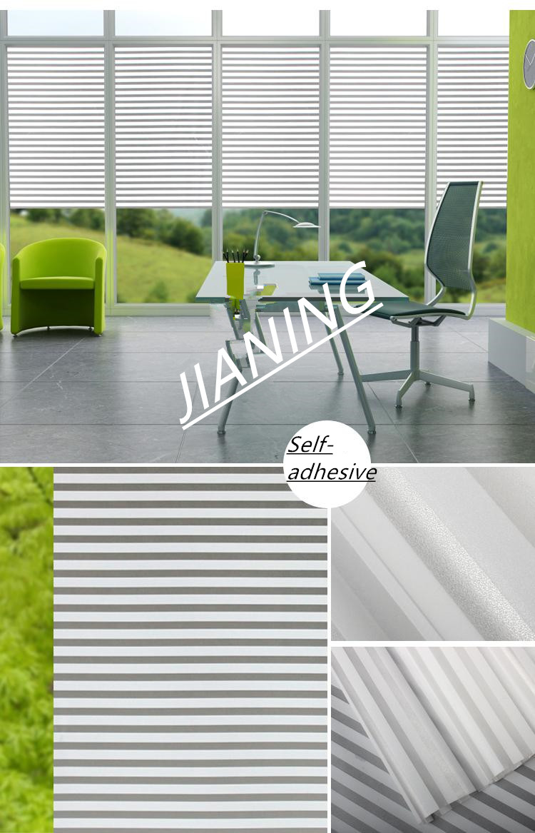60 wide Glass bathroom window stickers translucent frosted window film insulation window grilles paper raamfolie in Decorative Films from Home Garden
