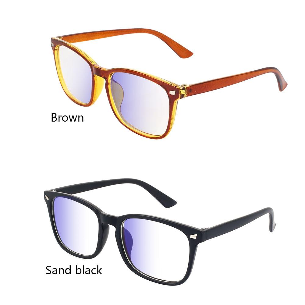 1Pcs Fashion Blue Light Glasses Men Computer Glasses Goggles Anti Radiation Eyewear Frame Women Anti Blue Ray Eyeglasses